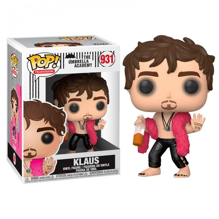 Funko Pop! Klaus Hargreeves - The...