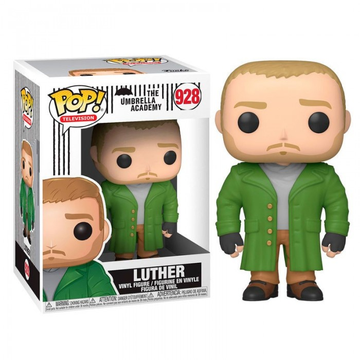 Funko Pop! Luther Hargreeves - The...