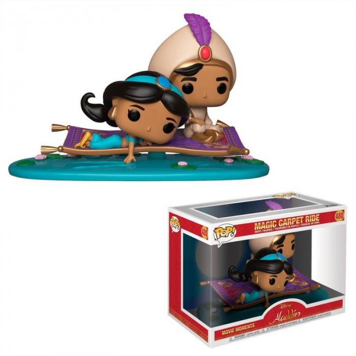 Funko Pop! Disney Aladdin y Jasmine...