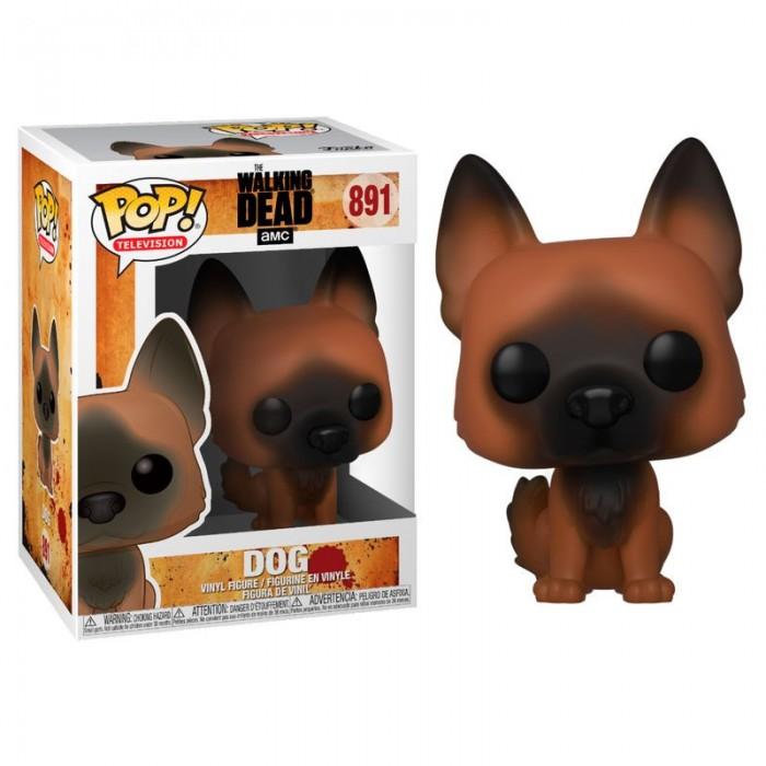 Funko Pop! Dog - Walking Dead