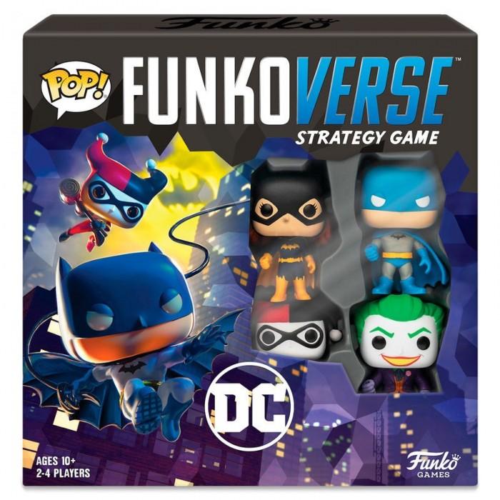 Juego de mesa POP Funkoverse DC...