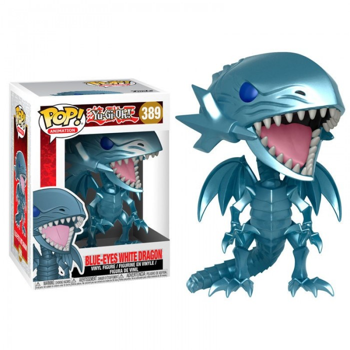 Funko Pop! Blue Eyes White Dragon -...