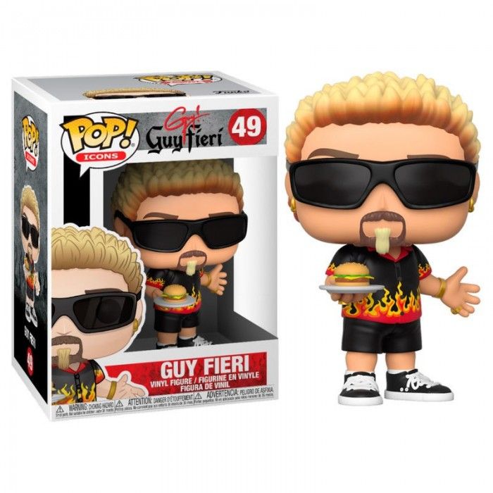 Funko Pop! Guy Fieri