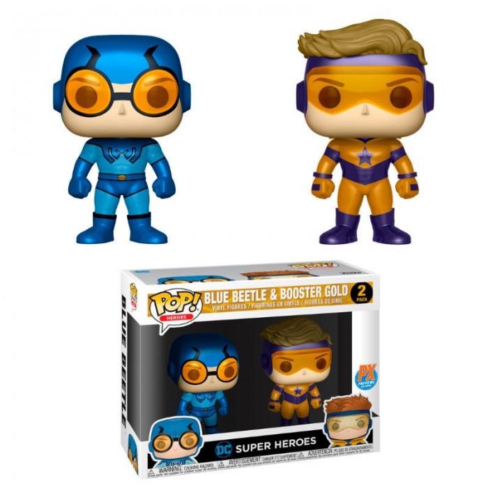 Set 2 Funko Pop! Blue Beetle y...