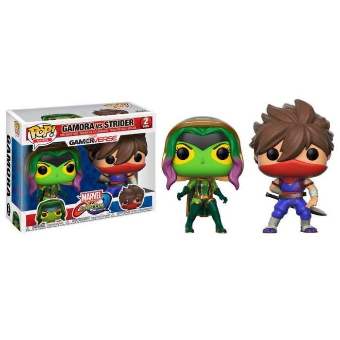 Set 2 Funko Pop! Gamora vs Strider -...