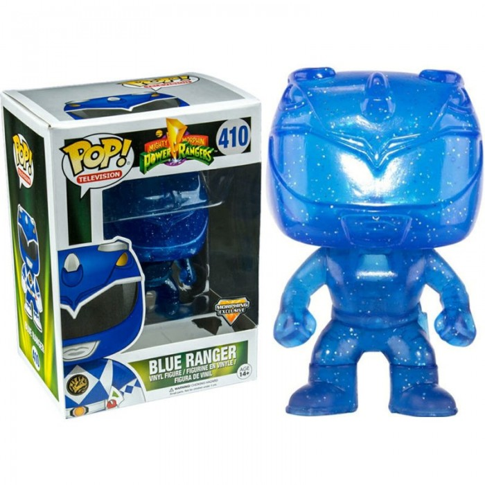 Funko Pop! Power Rangers Azul...