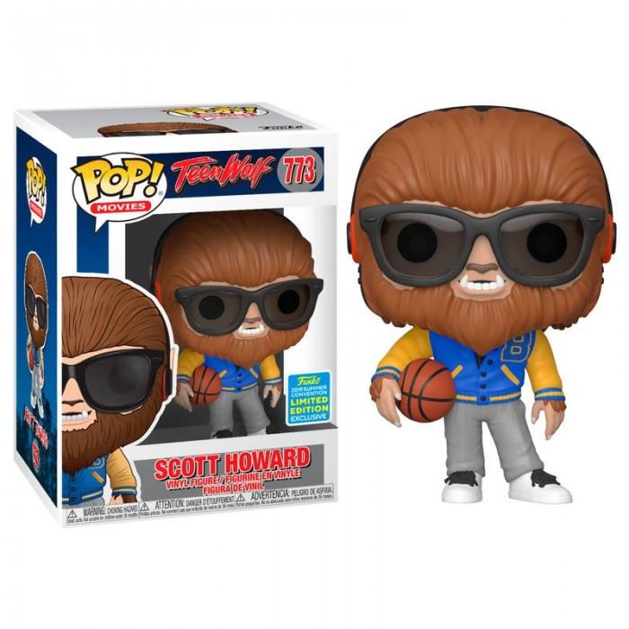 Funko Pop! Scott Howard Exclusivo -...
