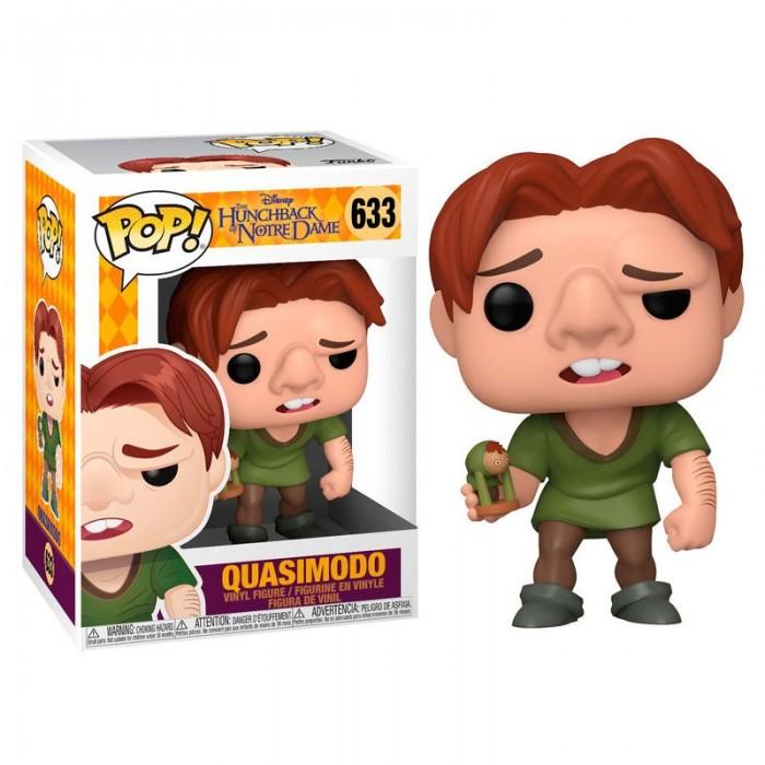 Funko Pop! Disney Quasimodo - El...