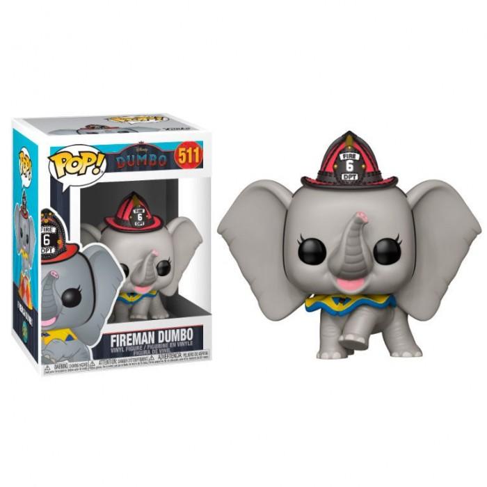 Funko Pop! Dumbo Fireman Dumbo