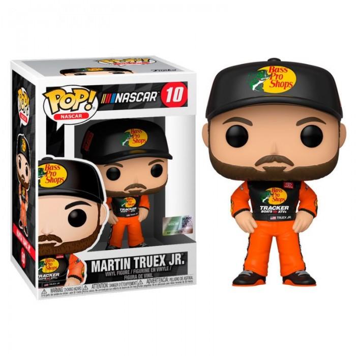 Funko Pop! Martin Truex Jr. - NASCAR