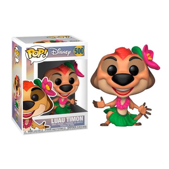 Funko Pop! Disney El Rey León Luau Timon