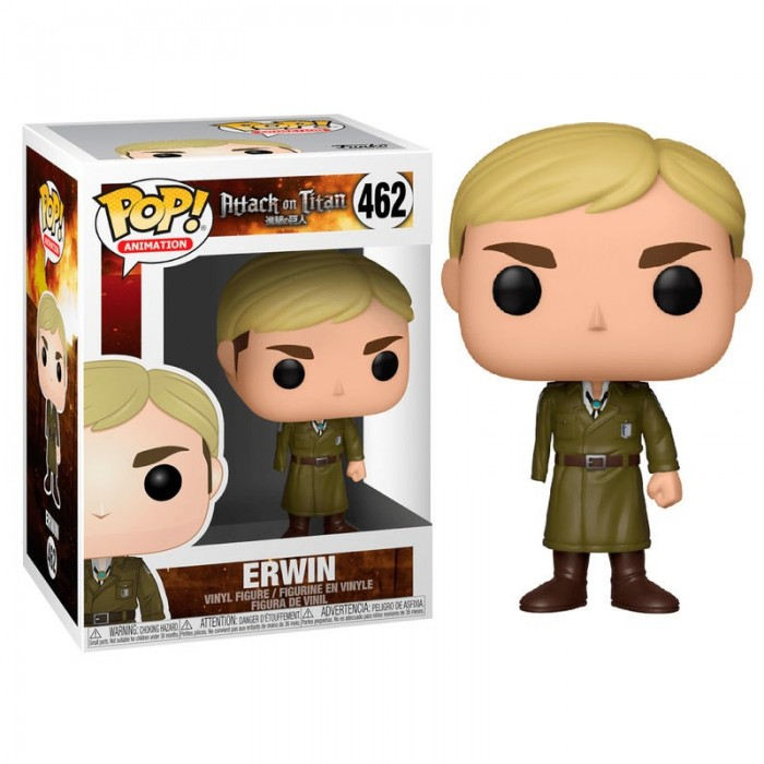 Funko Pop! Erwin One-Armed - Ataque a...