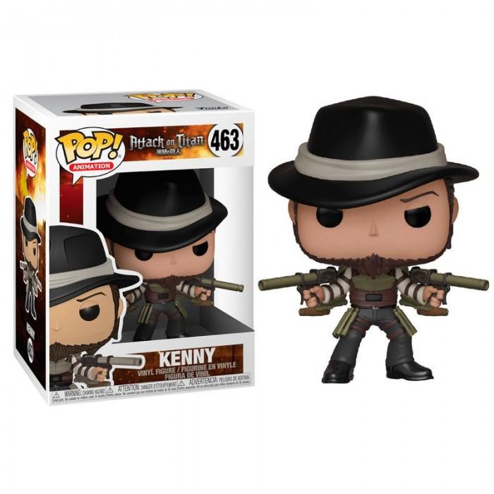 Funko Pop! Kenny - Ataque a los...