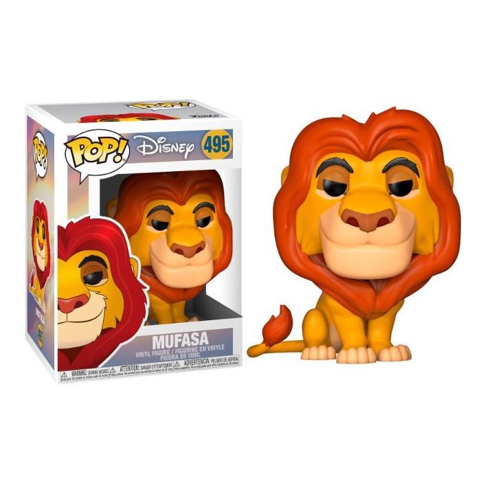 Funko Pop! Disney El Rey León Mufasa