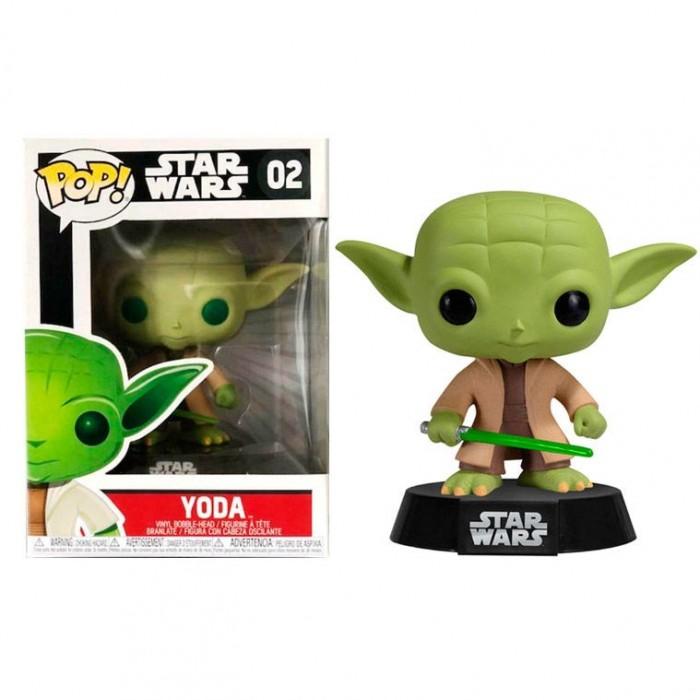 Funko Pop! Yoda - Star Wars