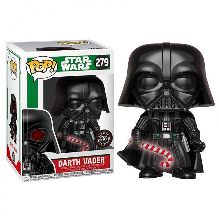 Funko Pop! Darth Vader Holiday Chase...