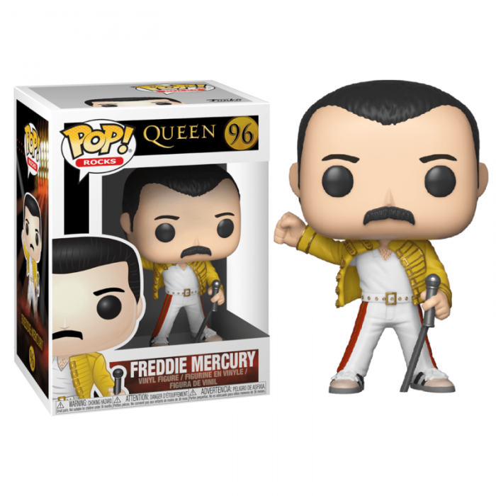 Funko Pop! Freddie Mercury Wembley...