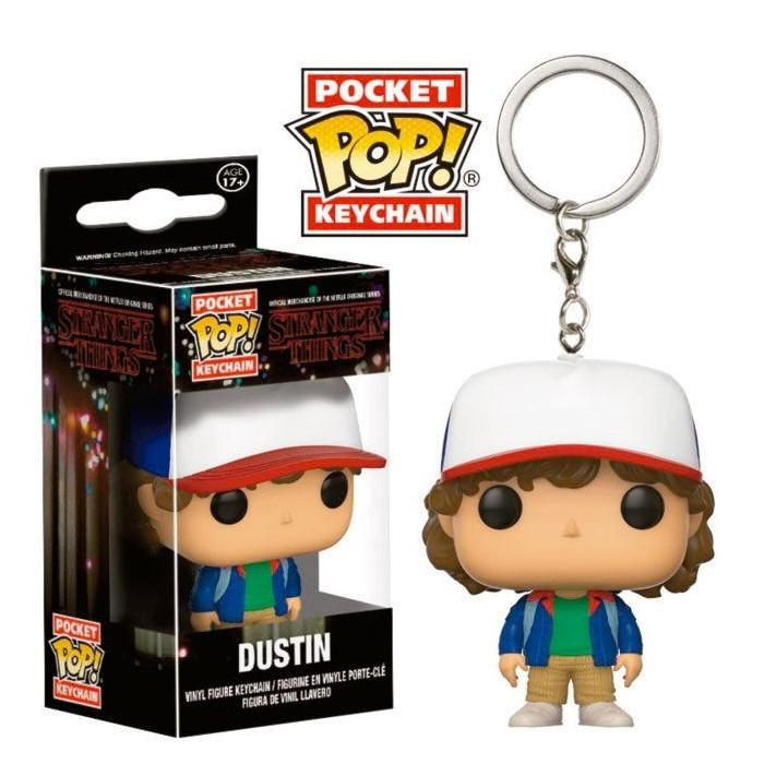 Llavero Pocket Pop! Stranger Things...