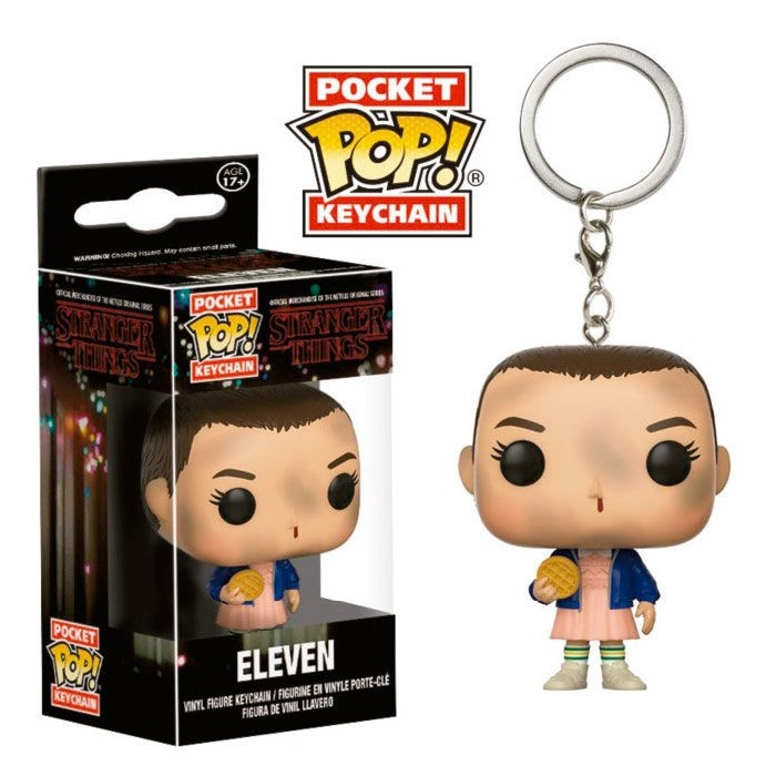 Llavero Pocket Pop! Stranger Things...