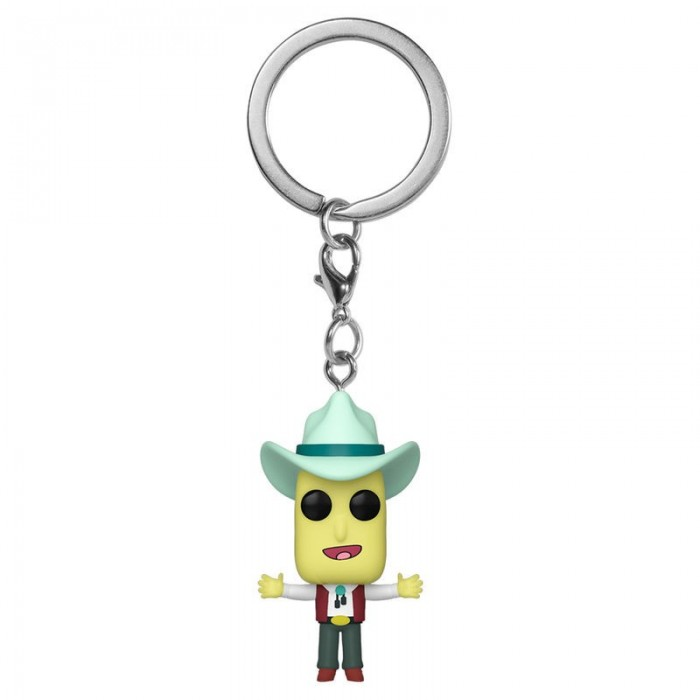 Llavero Pocket Pop! Rick y Morty Mr....