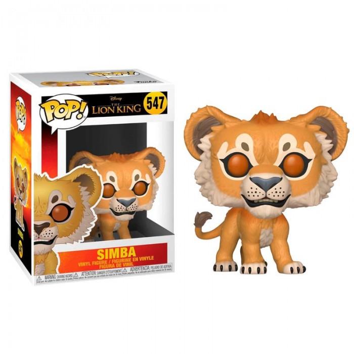 Funko Pop! Disney El Rey León Simba 2019