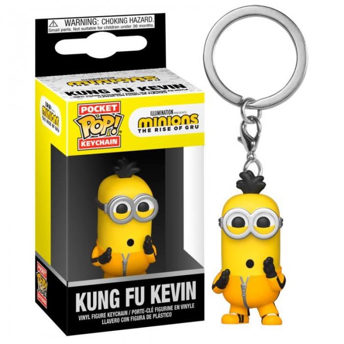 Llavero Pocket Pop! Minions 2 Kung Fu...