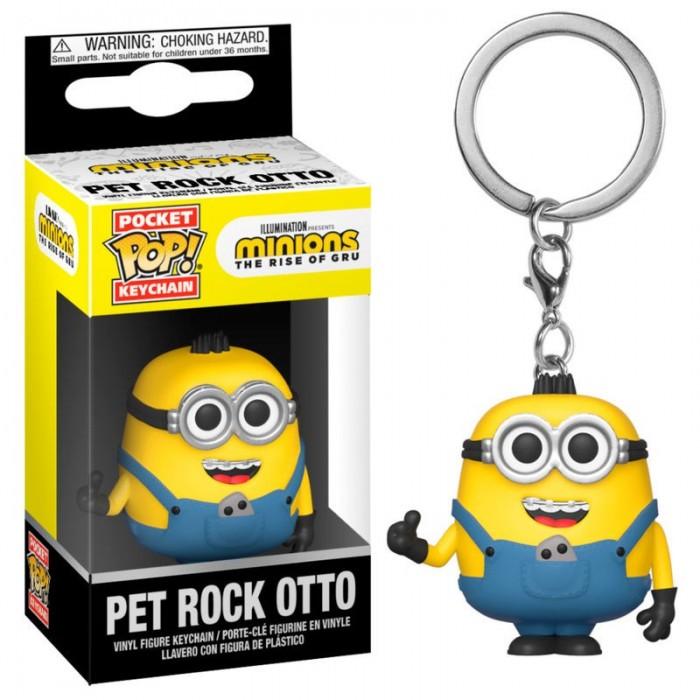 Llavero Pocket Pop! Minions 2 Pet...