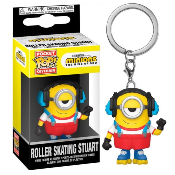 Llavero Pocket Pop! Minions 2 Roller...