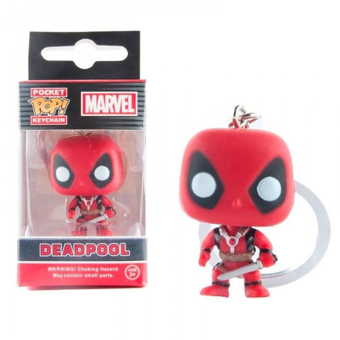 Llavero Pocket Pop! Deadpool Masacre...