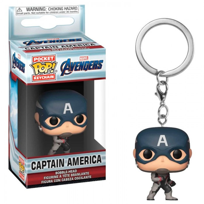 Llavero Pocket Pop! Marvel Avengers...