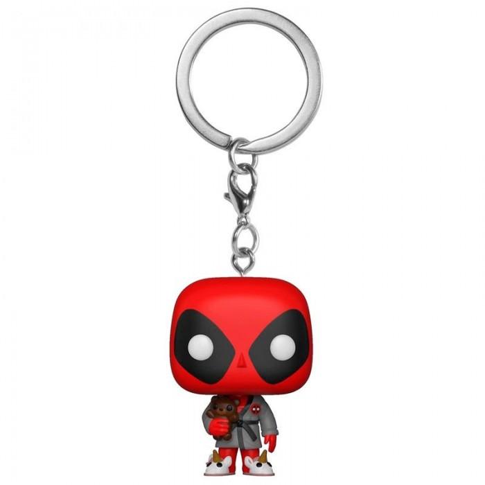 Llavero Pocket Pop! Marvel Deadpool...