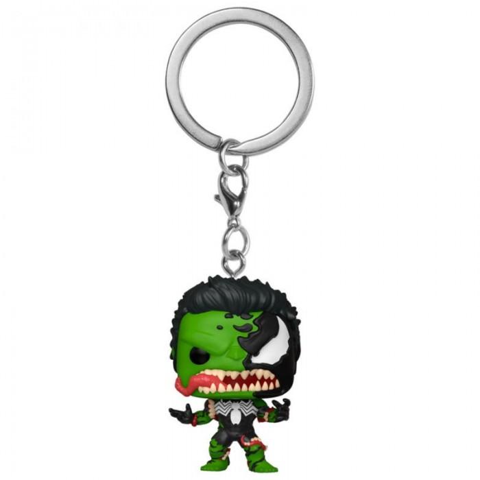 Llavero Pocket Pop! Marvel Venom Hulk