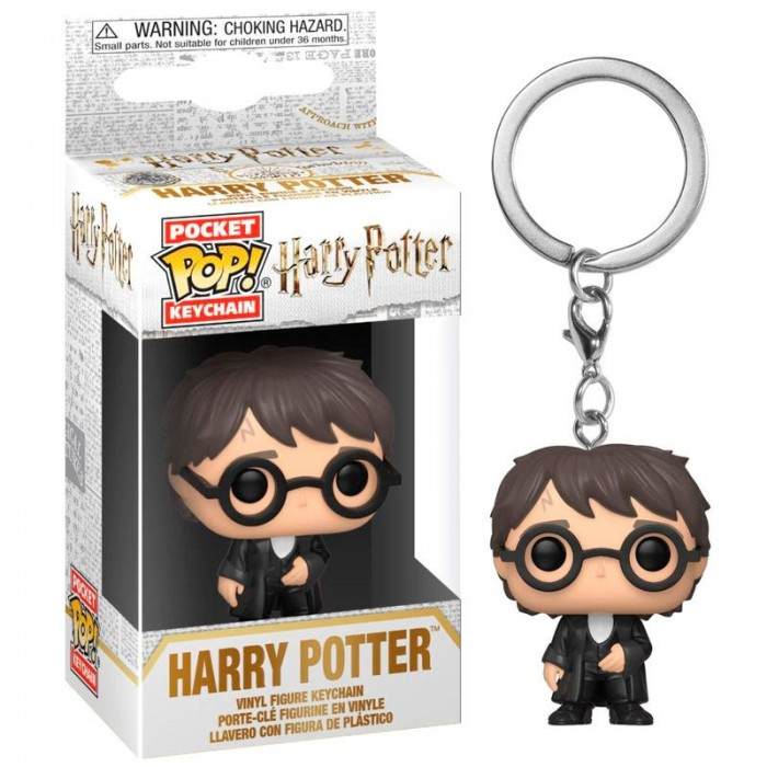 Llavero Pocket Pop! Harry Potter Yule...