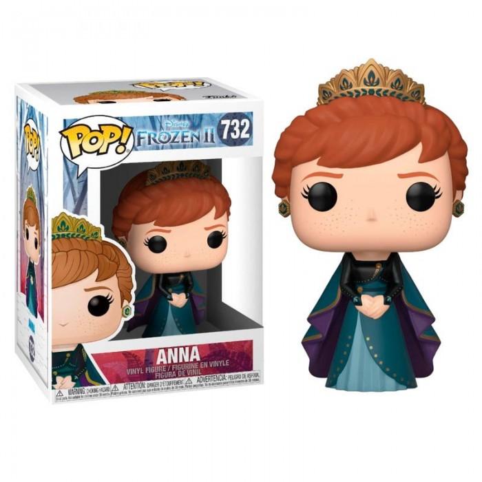 Funko Pop! Disney Frozen 2 Anna...