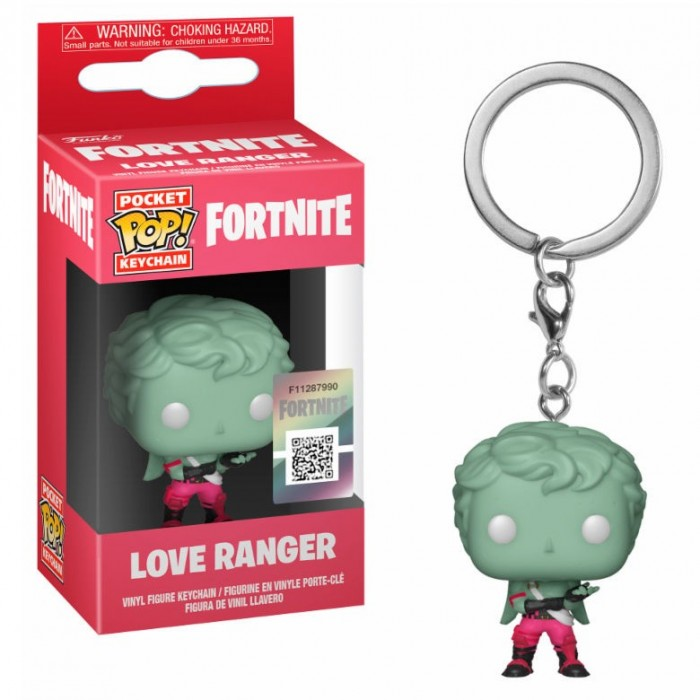 Llavero Pocket Pop! Fortnite Love Ranger