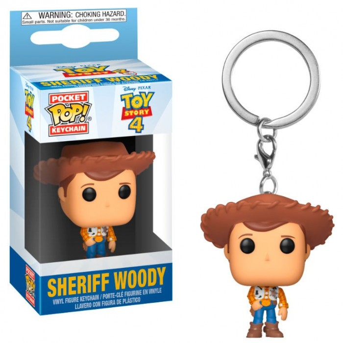 Llavero Pocket Pop! Disney Toy Story...