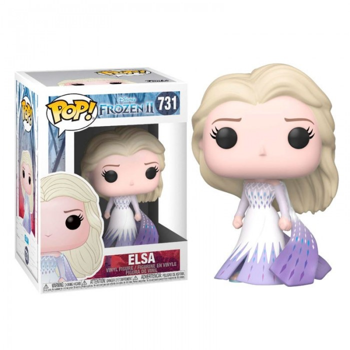 Funko Pop! Disney Frozen 2 Elsa...