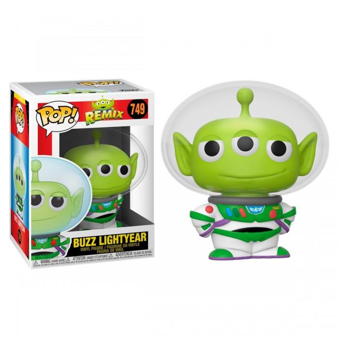 Funko Pop! Alien como Buzz - Disney:...