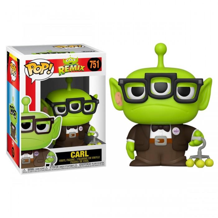Funko Pop! Alien como Carl - Disney:...