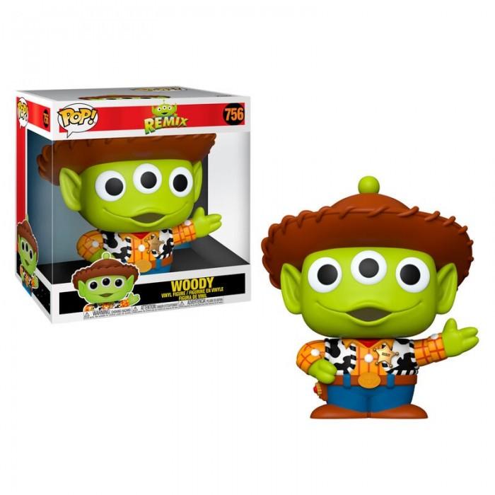 Funko Pop! Alien Remix como Woody...