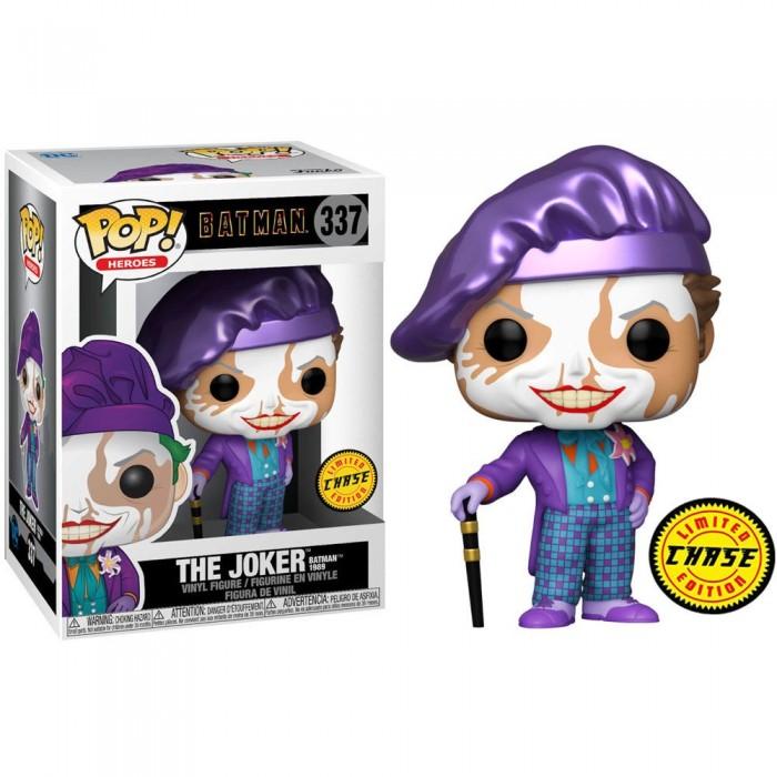 Funko Pop! Joker con Sombrero Chase -...