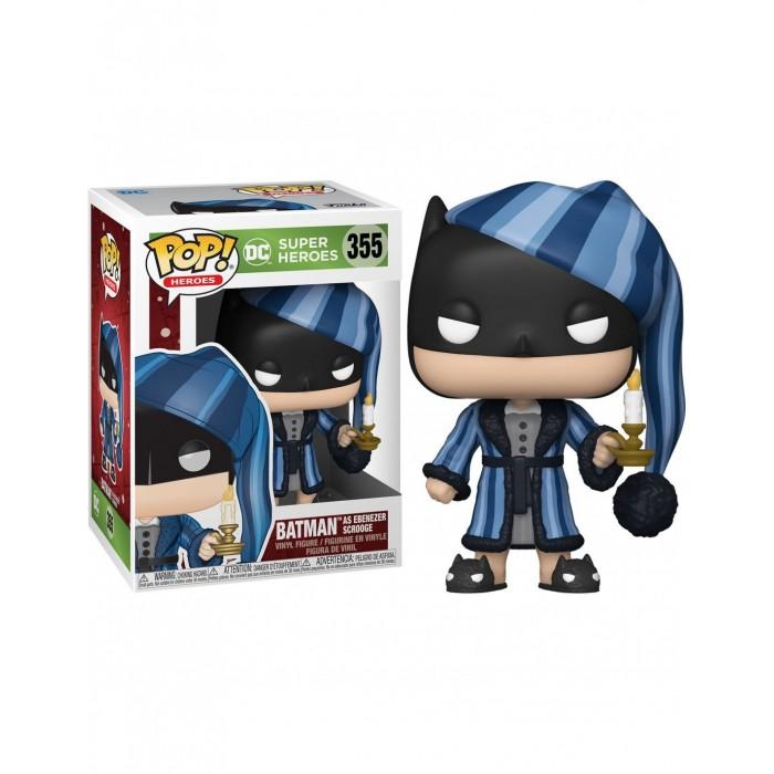 Funko Pop! Batman Scrooge Navideño -...