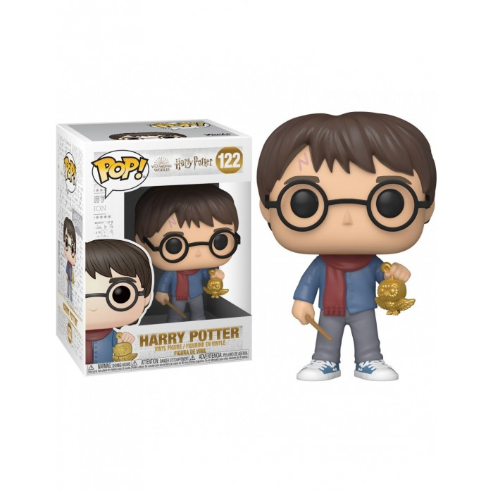 Funko Pop! Harry Potter Navidad -...