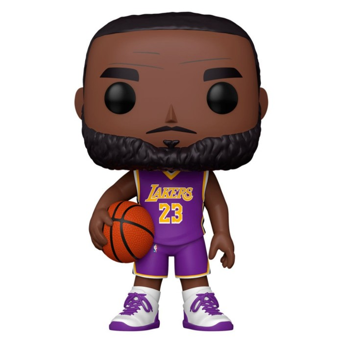 Funko Pop! LeBron James Jersei...
