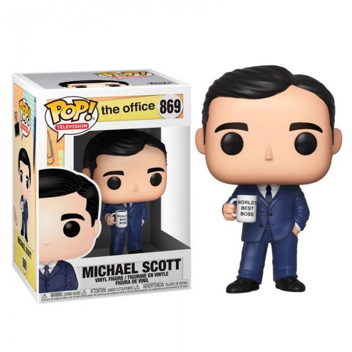 Funko Pop! The Office Michael Scott -...