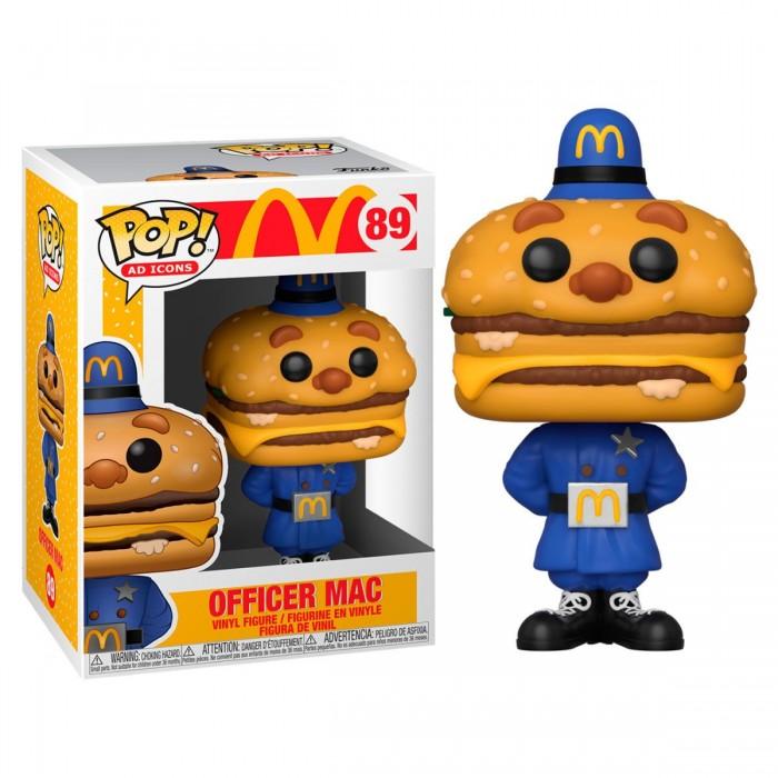 Funko Pop! Oficial Big Mac - McDonalds