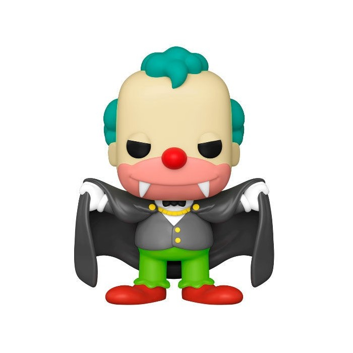 Funko Pop! Krusty Vampiro - Los Simpson