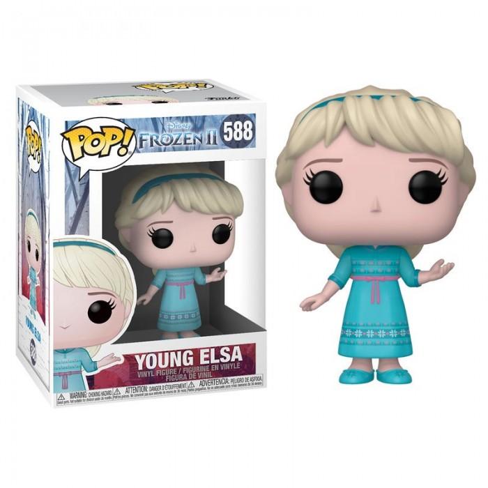 Funko Pop! Disney Frozen 2 Elsa Niña