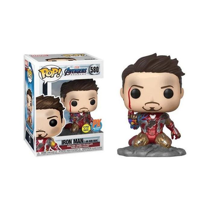 Funko Pop! I Am Iron Man Exclusivo -...