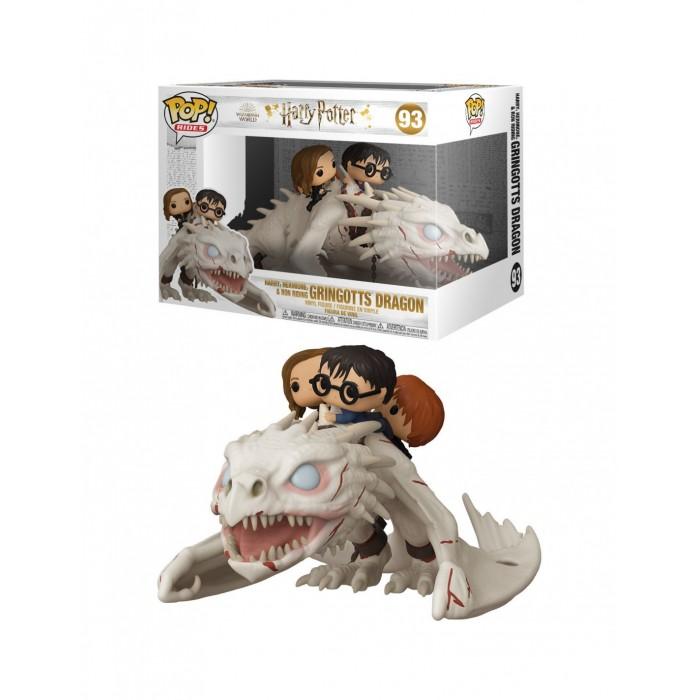 Funko Pop! Dragon de Gringotts con...